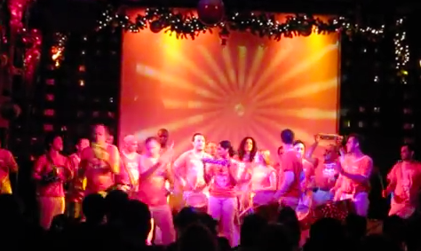 Manhattan Samba at New York's #1 Latin club SOBs